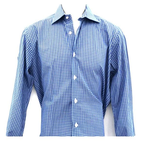 79cc1641d David Donahue Other - David Donahue men s dress shirt trim 15.5 33